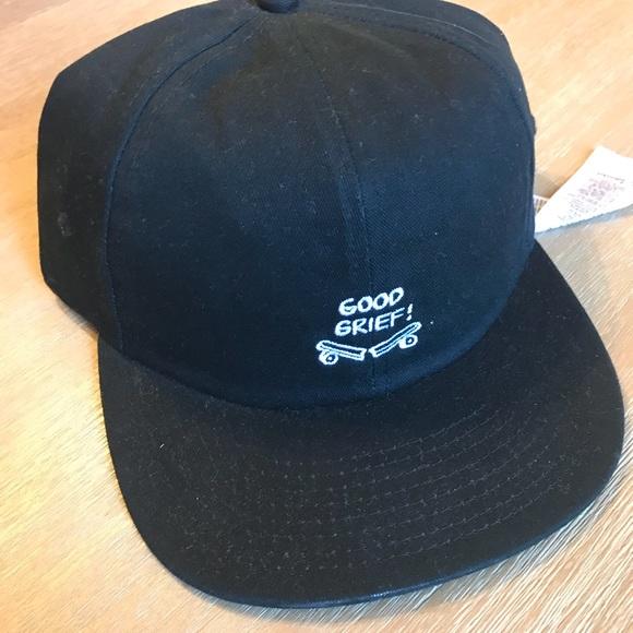 bc251245fb Nwt Vans x Peanuts good grief hat